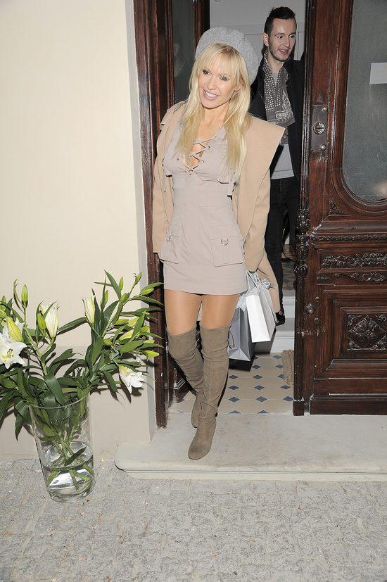 Doda odwiedziła fankę w Lublinie