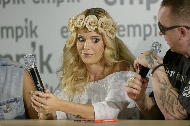 Ups! Edyta Górniak pojechała po Dodzie