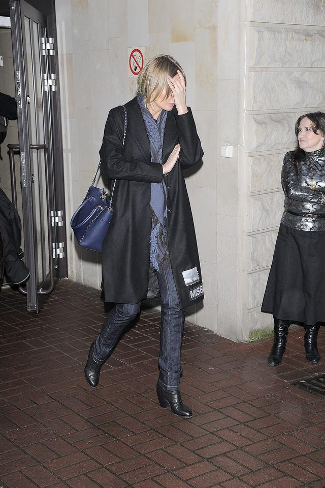 Doda i Szulim w sądzie na rozprawie (FOTO)