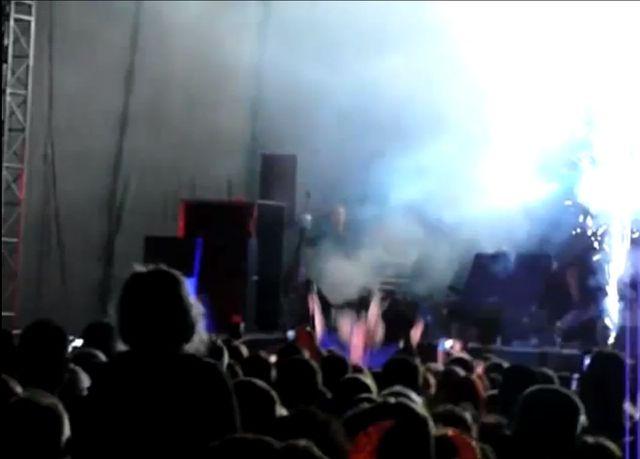 Jest video z wypadku Dody (VIDEO)