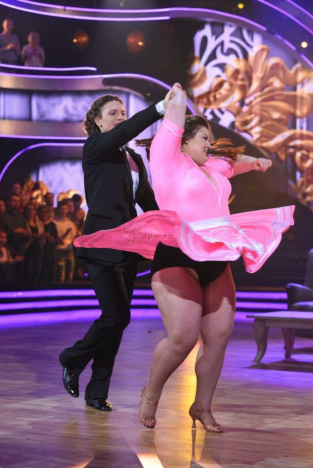 Dominika Gwit komentuje wpadkę z ostatniego Tańca z gwiazdami (Instagram)