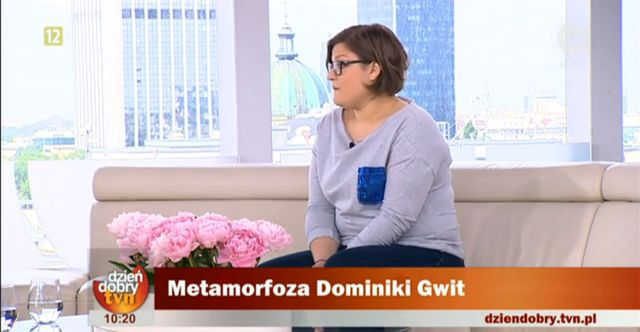 Polska aktorka schud�a 23 kilo w 3 miesi�ce (FOTO+VIDEO)