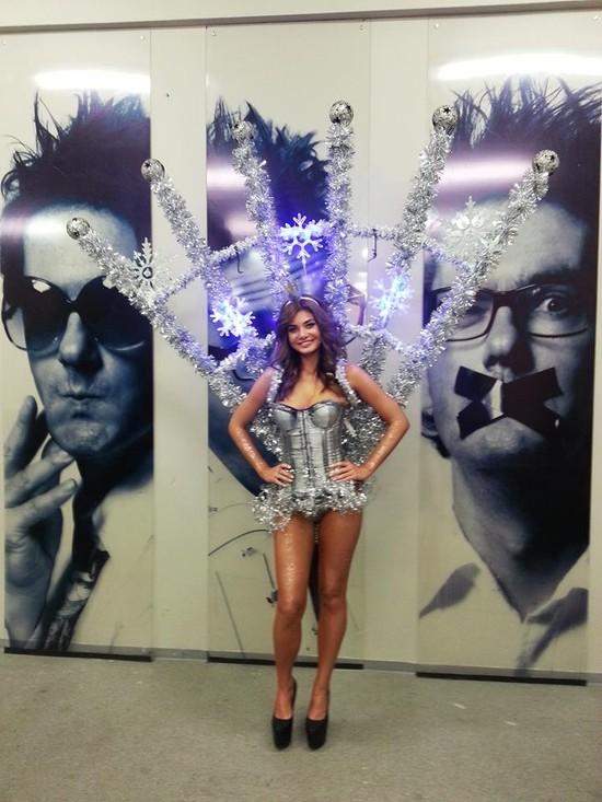 Dominika Zasiewska nie ma parcia na powrót do figury? VIDEO