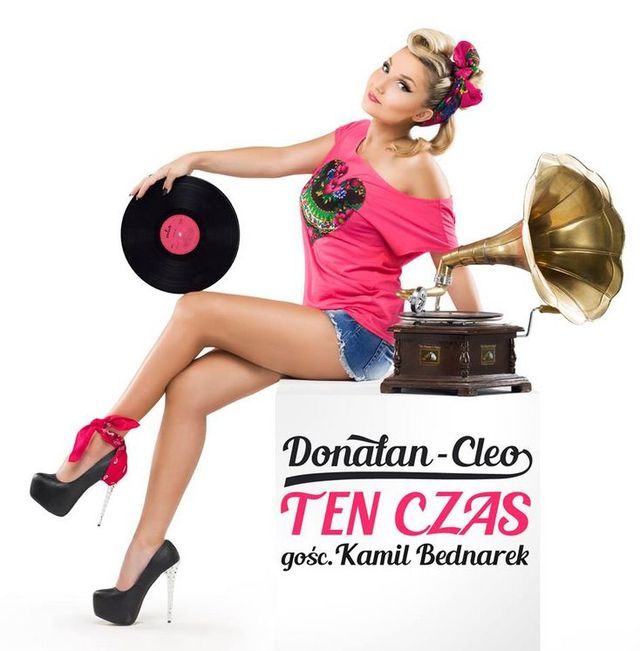 Jest okładka płyty z Cleo i kawałek z Bednarkiem FOTO+VIDEO