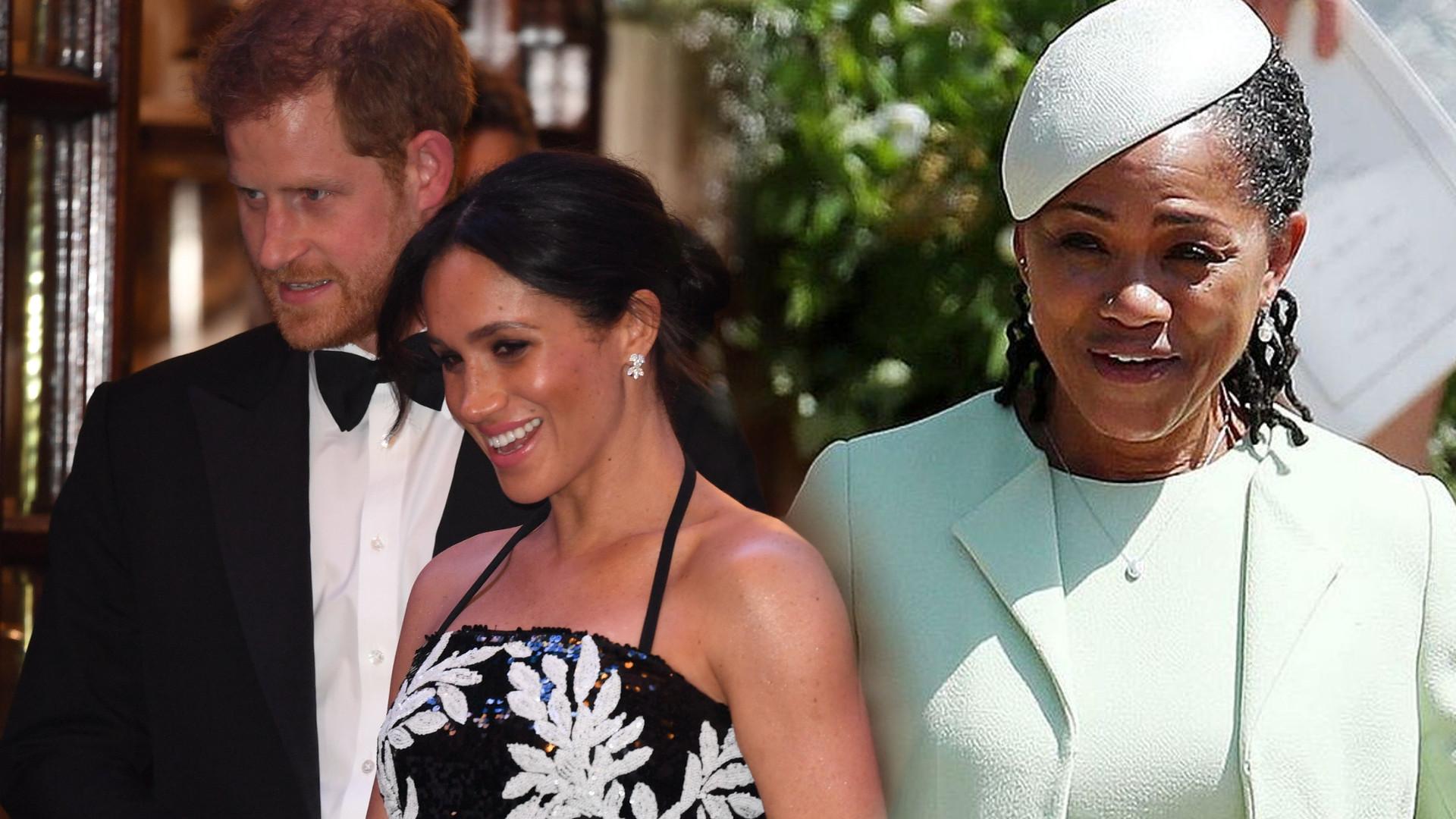 Mama Meghan, Doria Ragland, ODRZUCIŁA zaproszenie na święta od królowej?