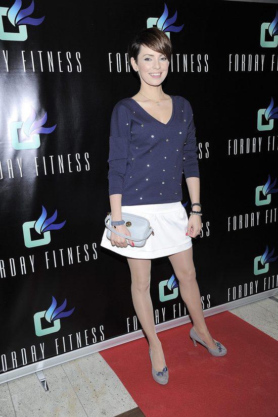 Gwiazdy na otwarciu nowego klubu fitness (FOTO)