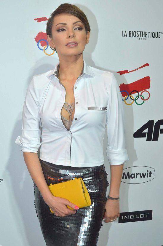 Horodyńska wyśmiewa uwodzenie biustem Doroty Gardias