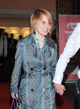 Dorota Masłowska wspomina Kingę Rusin z czasów Teleekspresu