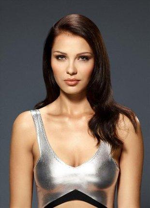 Dorota Trojanowska z Top model w reklamie bielizny (FOTO)