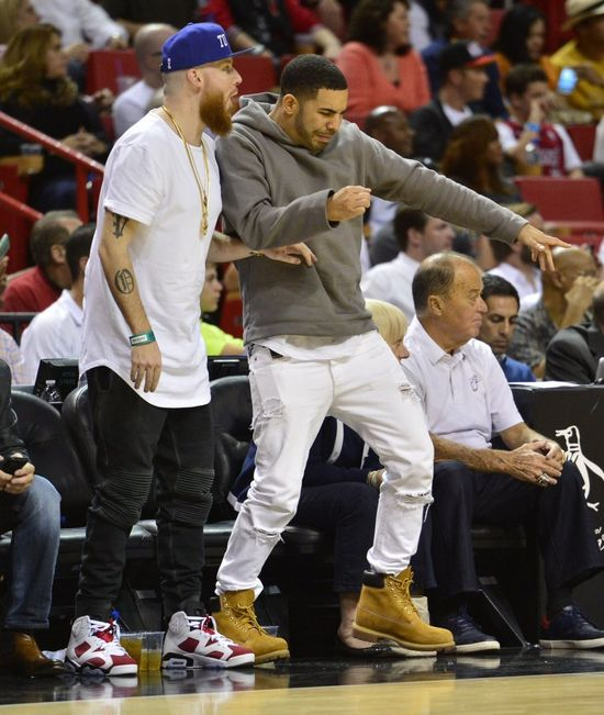 Rihanna i Drake - co� znowu jest na rzeczy?