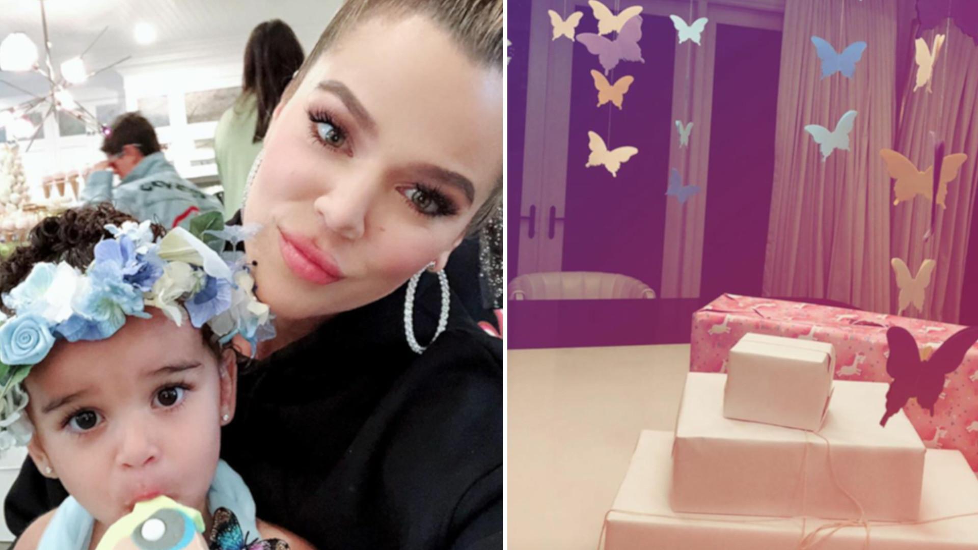 Córka Roba Kardashiana, Dream, miała BAJKOWE urodziny (ZDJĘCIA)