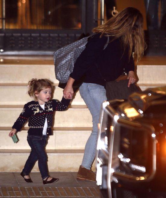 Drew Barrymore nie stroi si� na �wi�teczne zakupy (FOTO)