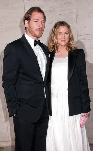 Zdjęcia ze ślubu Drew Barrymore (FOTO)