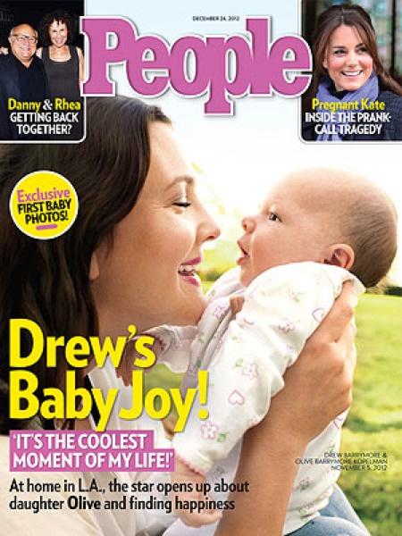 Drew Barrymore zamierza wychować córkę w wierze mojżeszowej