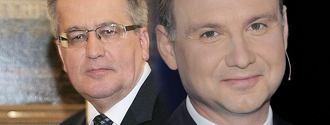 Andrzej Duda WYGRAŁ 2. turę wyborów