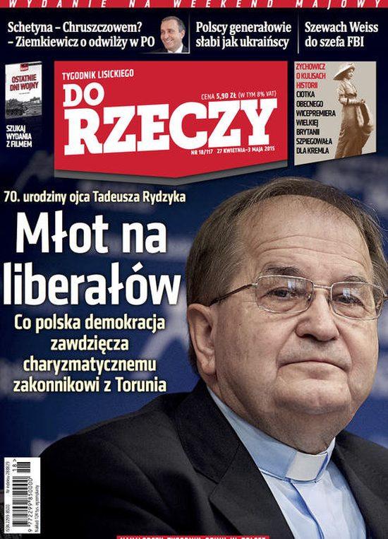 Prezydent Duda do Rydzyka: Magnificencjo...