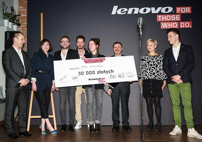 """Konkurs """"For Those Who Do. Zrób to z Lenovo!"""" zakończony!"""