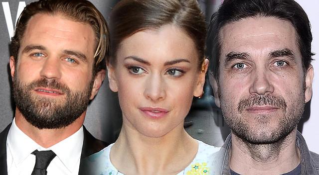 Dorociński z synem Mela Gibsona i gwiazdą Gry o tron w nowej superprodukcji