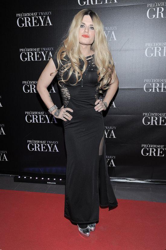 Kto pojawił się na polskiej premierze 50 twarzy Greya?
