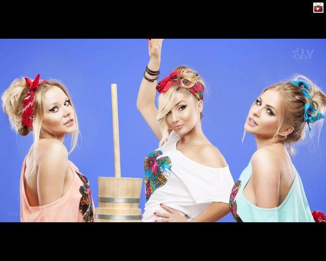 Seksowne Cleo, Paula i Ola reklamują kolekcję ubrań [VIDEO]