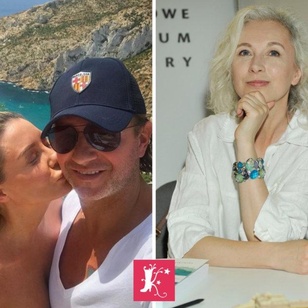 Manuela Gretkowska i Małgorzata Rozenek-Majdan