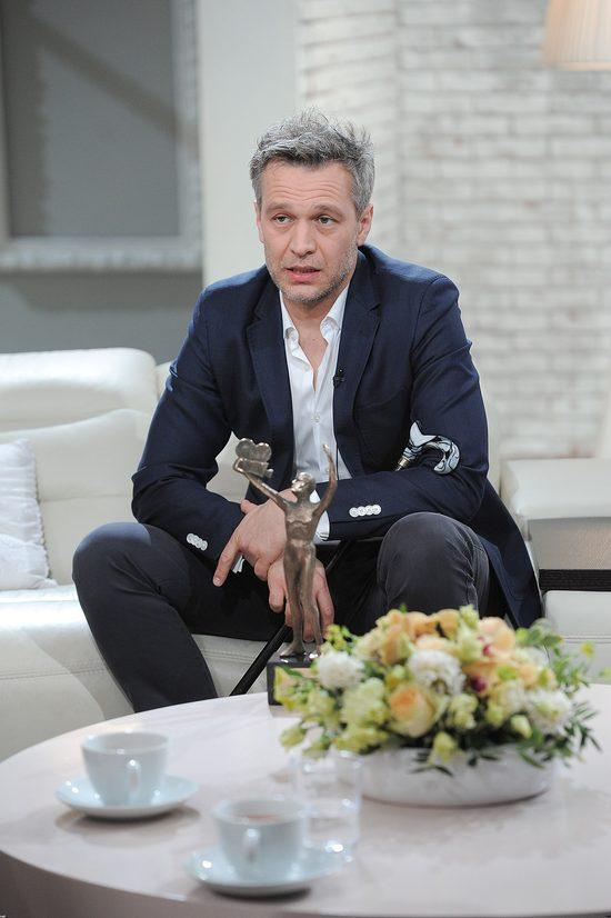 Michał Żebrowski: U nas nie ma porno