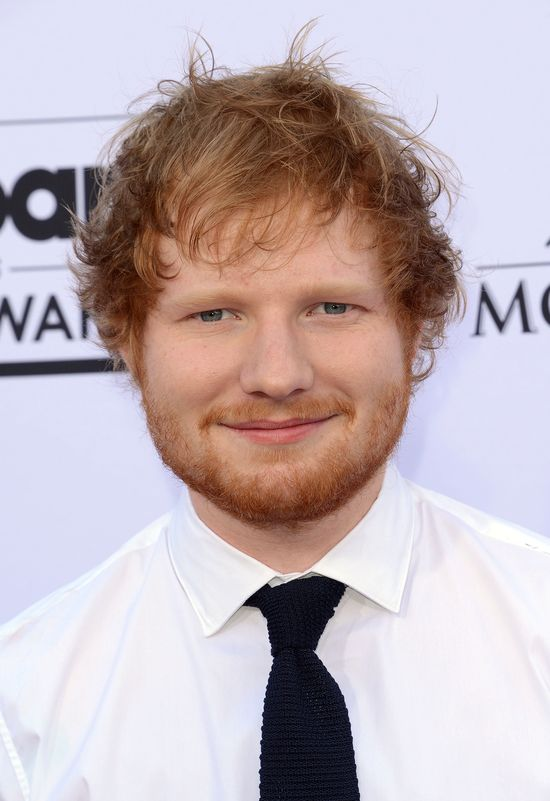 Meghan Trainor i Ed Sheeran są parą?