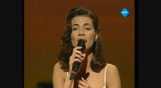 18 lat temu Górniak zaśpiewała na Eurowizji [VIDEO]