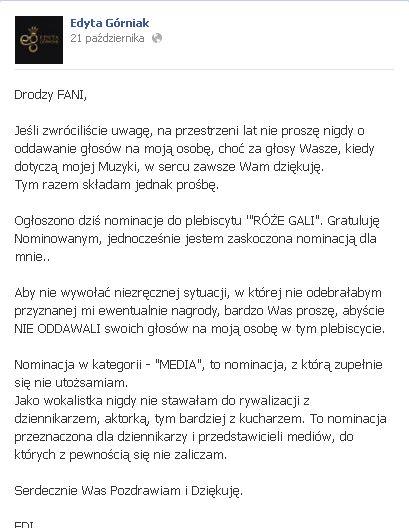 Jest konflikt na linii Edyta Górniak-Magda Gessler