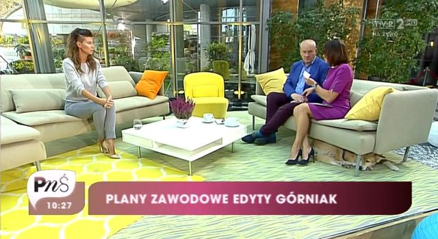 Edyta Górniak rozpłakała się w PnŚ (VIDEO)