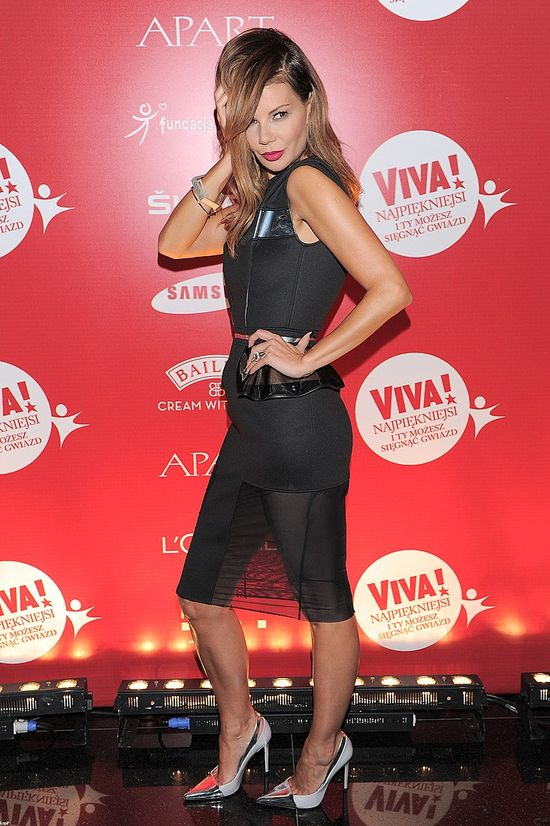 Edyta G�rniak i jej zgrabne nogi na Vvia!Najpi�kniejsi FOTO