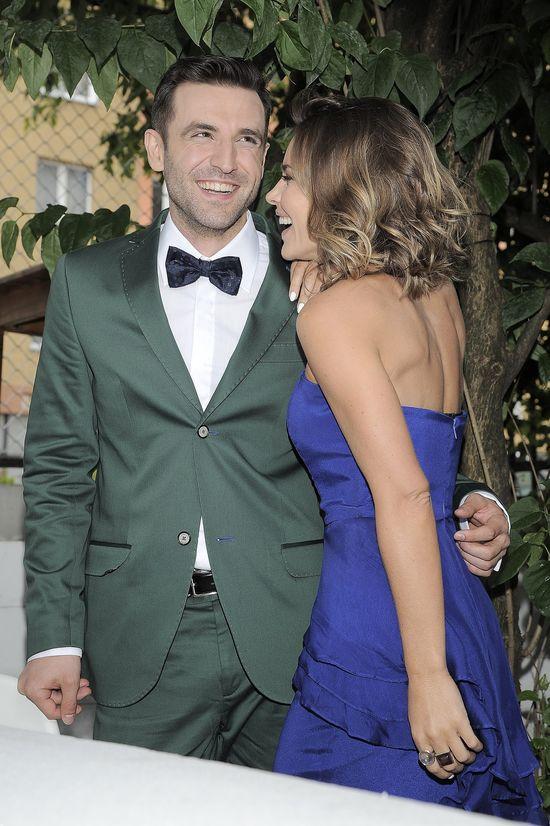 Wojtek Ezzat i Edyta Herbuś kręcą razem (FOTO)