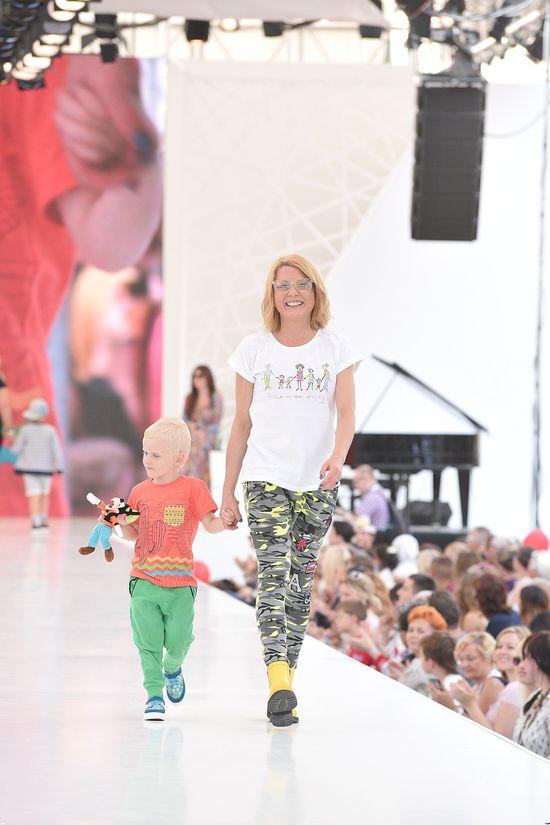 Gwiazdy na wybiegu podczas Warsaw Fashion Street (FOTO)