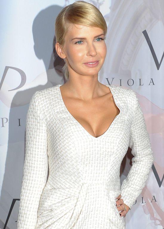 Edyta Pazura opowiedziała, dlaczego jej piersi są większe