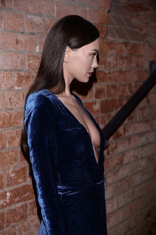 Renata Kaczoruk miała na imprezie Elle SPORĄ konkurencję (ZDJĘCIA)