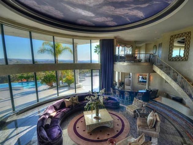 To nie hotel, tylko dom genialnego aktora! (FOTO)