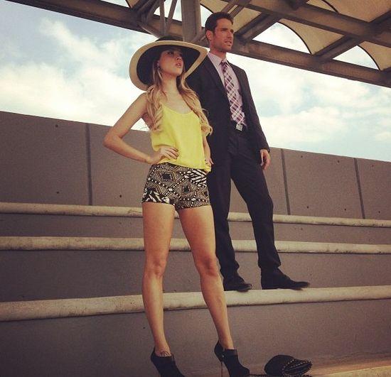 Eiza Gonzalez: Nie jestem już chuda! (FOTO)