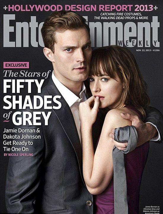 E.L. James pisze 4 część 50 twarzy Greya?