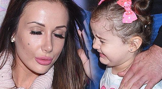 Eliza Trybała Wesołowska o płaczącej córce: Darujcie sobie głupie komentarze