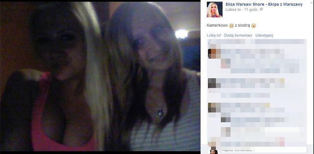 Eliza z Warsaw Shore pochwaliła się siostrą (FOTO)