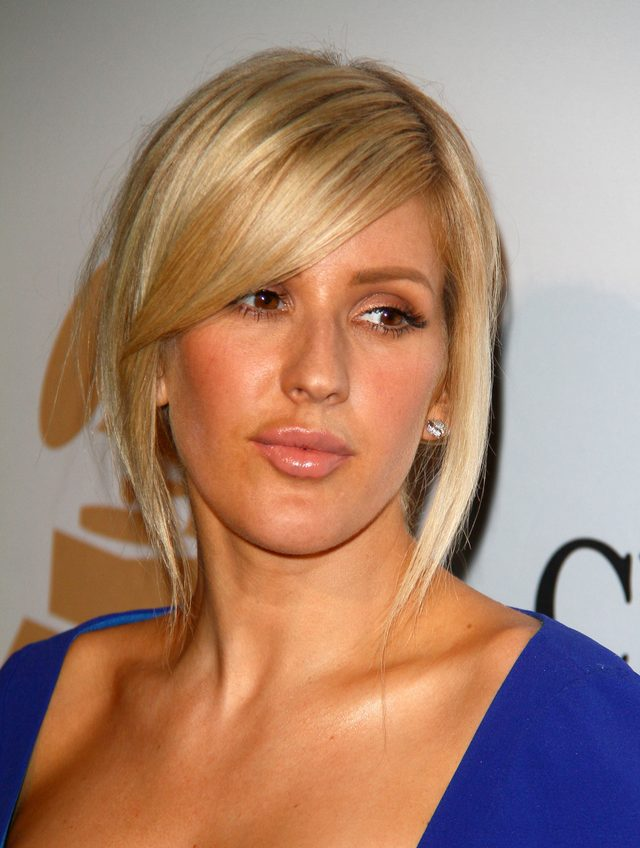 Ellie Goulding napompowała usta (FOTO)