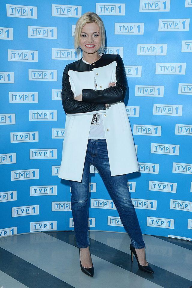 Emilia Komarnicka w nowym HOT Moda (FOTO)
