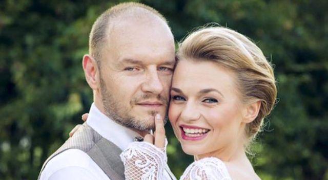 Viola Piekut zaprojektowała suknię ślubną Emilii Komarnickiej