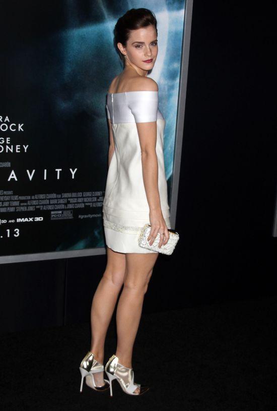 Emma Watson i Sandra Bullock - pojedynek na małe białe FOTO