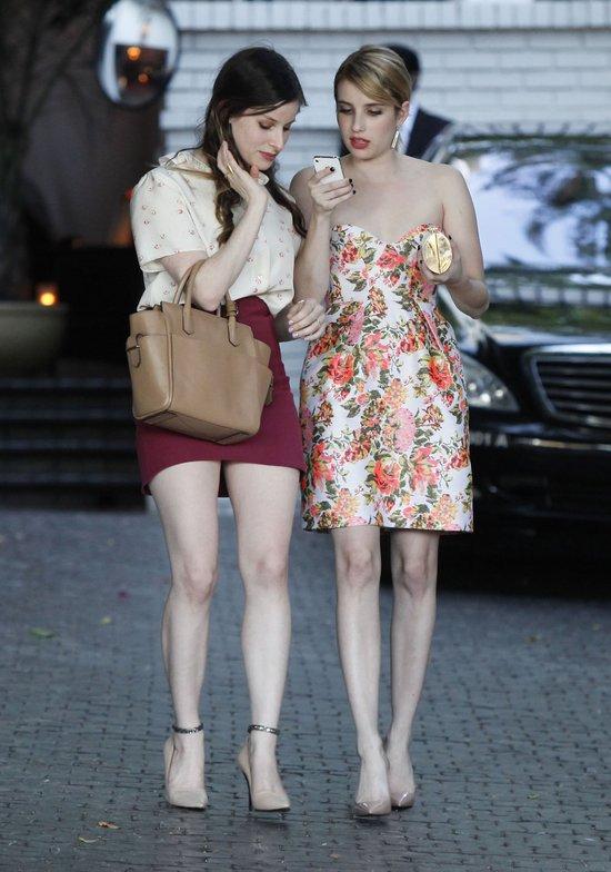 Kreacje gwiazd na Vogue CFDA Fashion Fund Event (FOTO)