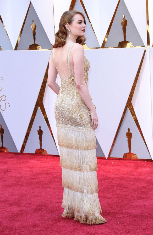 Gdy Emma Stone weszła do pokoju, JLaw ostentacyjnie go opuścila