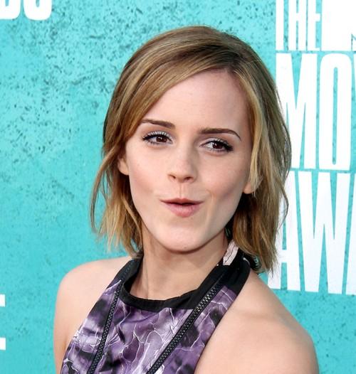 Emma Watson: Fani przysyłali mi Biblię