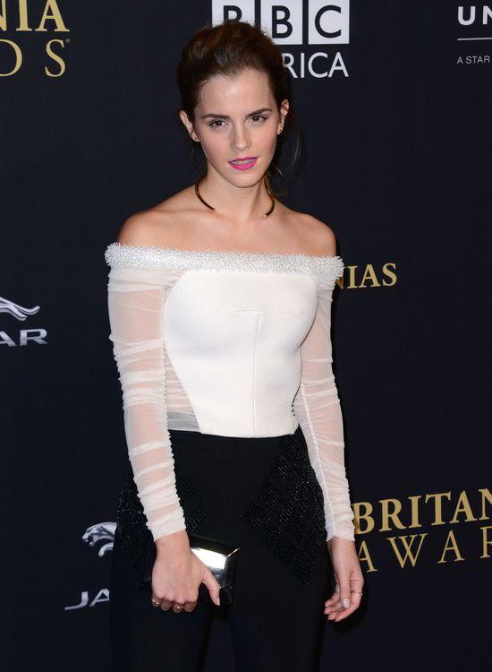 Emma Watson zamieszka w obozie dla uchodźców?