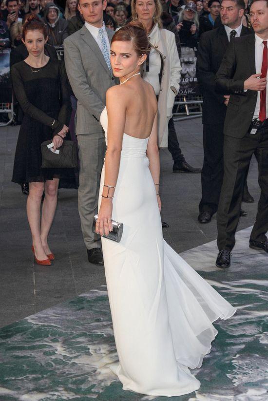 Emma Watson - rozważna i romantyczna (FOTO)
