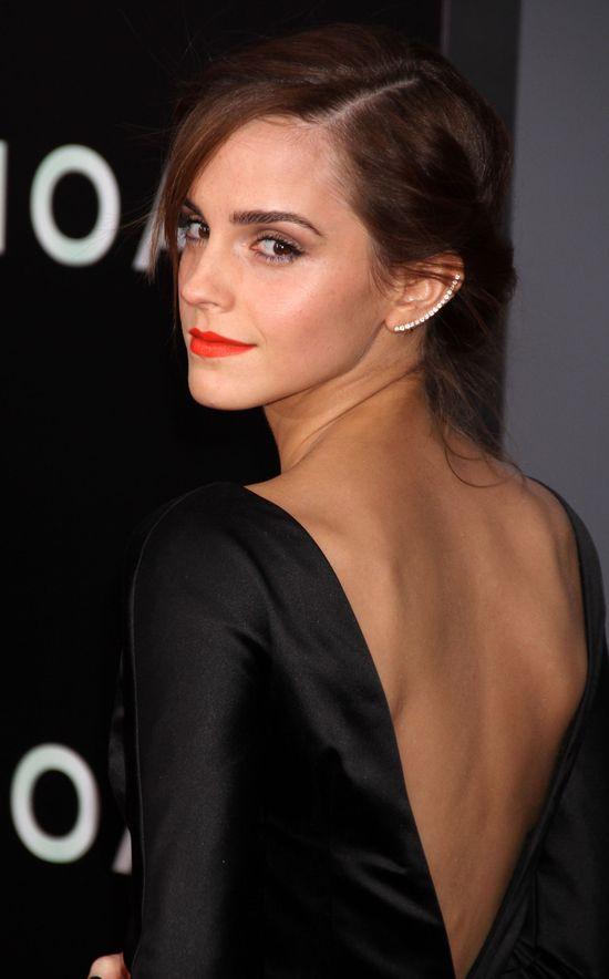 Emma Watson: Nie umawiam się ze sławnymi ludźmi